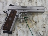 """RUGER SR1911 45ACP 5"""" STAINLESS AS NEW"""