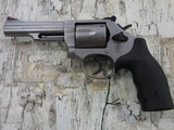 S&W MOD 69 STAINLESS 357MAG 4""