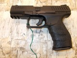 WALTHER PPQ IN 22CAL LIKE NEW