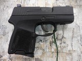 SIG SAUER 290 RS 9MM COMPACT
