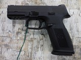 FNH FNS 9 9MM LIKE NEW