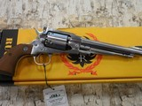 RUGER OLD ARMY STAINLESS 457 LIKE NEW