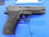 SIG SAUER P226 9MM W GERMAN LIKE NEW