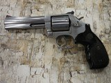 """S&W MOD 686 STAINLESS 357MAG 7 SHOT 5"""" BBL UNFLUTED CYLINDER - 2 of 2"""