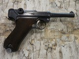 MAUSER S/42 LUGER DATED 1936 9MM