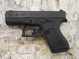 GLOCK 42 380 WITH GLOCK NITE SIGHTS CHEAP