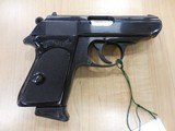 WALTHER / INTERARMS PPK 380 BLUE LIKE NEW