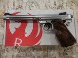 RUGER MK IV HUNTER 22CAL 6 7/8 CHEAP - 1 of 2
