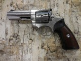 """RUGER GP100 STAINLESS KGP141 357MAG 4"""" CHEAP - 1 of 2"""