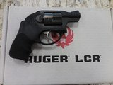 """RUGER LCR 357MAG 2"""" AS NEW IN BOX"""