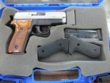 SIG SAUER P229 SAS DAO 40CAL LIKE NEW IN BOX