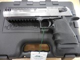 MAG RESEARCH DESERT EAGLE 44 SS/BLK ALUM LIKE NEW