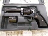 RUGER NEW MODEL BLACKHAWK CONVERTIBLE 357/9MM CHEAP - 1 of 2