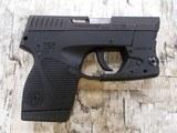 TAURUS PT 738 380 W/ LASER CHEAP - 2 of 2