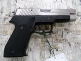 SIG SAUER P220 45ACP W GERMAN 2 TONE MINTY