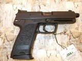H&K USP TACTICAL 45ACP AS NEW