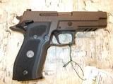 SIG SAUER P226 LEGION SAO 9MM AS NEW