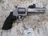 """S&W MODEL 686 COMPETITOR 357MAG 6"""" W/ DOT - 1 of 2"""