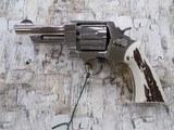 S&W MODEL 22 45ACP RARE NICKEL FINISH