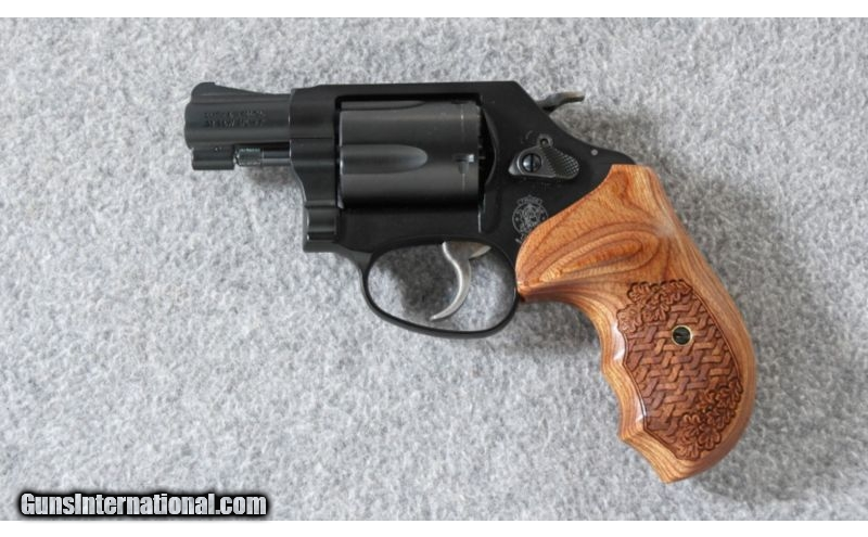 Smith & Wesson 437-2 Air Weight  38 Spl +P