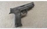 Smith & Wesson ~ M&P 45 ~ .45 ACP ~ In Case