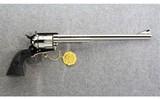 Colt ~ Ned Buntline ~ .45 Colt
