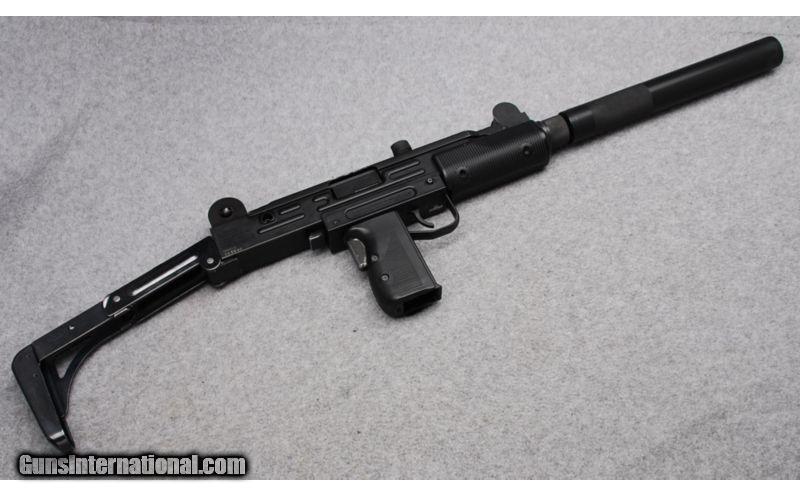 Umarex UZI Rimfire Rifle in  22 LR