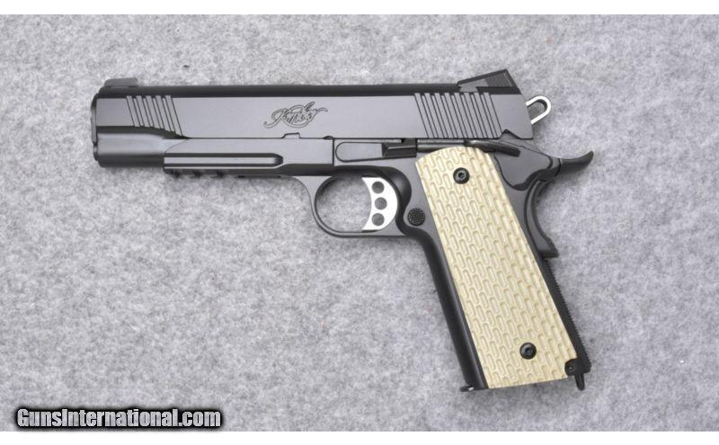 Kimber ~ Warrior II ~  45ACP