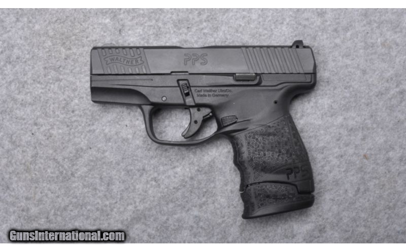 Walther ~ PPS M2 LE ~ 9mm