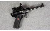 Ruger ~ Mark III Target ~ .22 LR