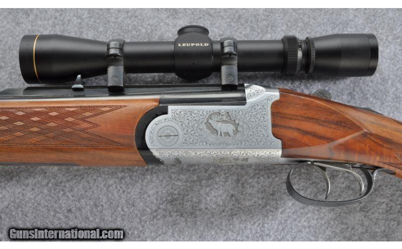 Antonio Zoli, Model Express 'E' O/U Rifle, 7X65 MM R: http://www.gunsinternational.com/guns-for-sale-online/rifles/zoli-rifles/antonio-zoli-model-express-e-rifle-7x65-mm-r.cfm?gun_id=100821374