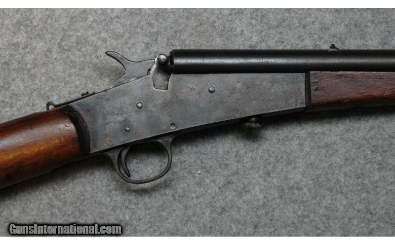 no relationship at 22 rifle