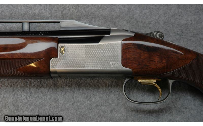 Browning Trap Guns - 0425