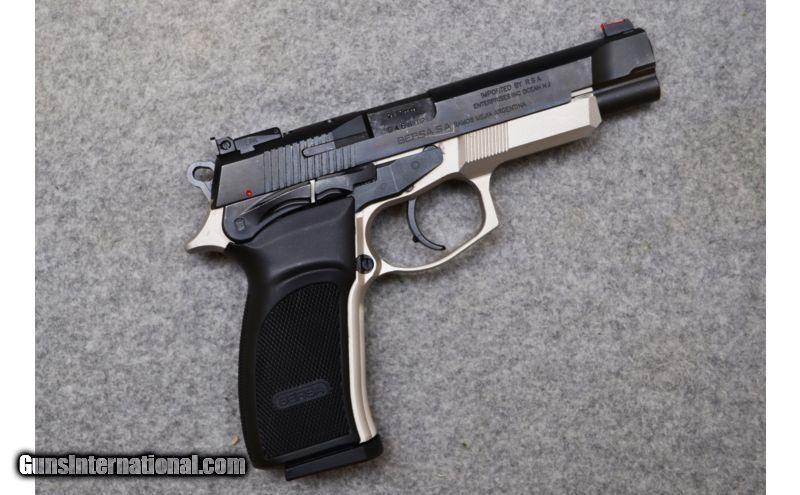 Bersa ~ Thunder 9 Pro XT ~ 9mm