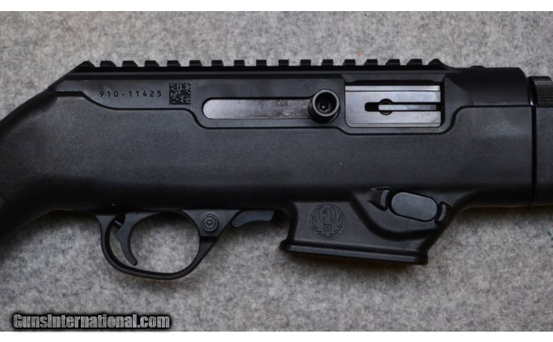 Ruger ~ PC Carbine ~ 9mm