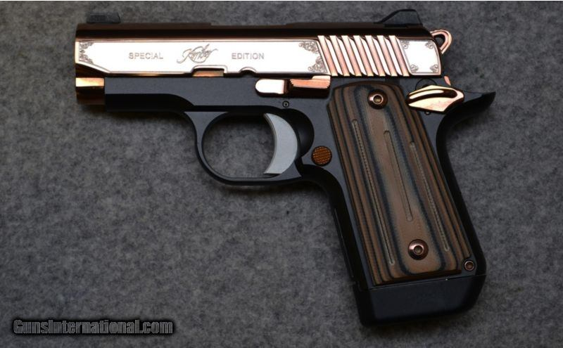 Kimber ~ Micro 9 Rose Gold ~ 9mm for sale