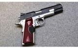 kimber ~ custom crimson carry ii ~ .45 acp