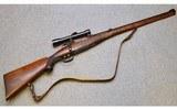 Krupp ~ Lauf-Stahl Sporterized Mauser ~ Unknown