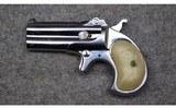 Remington ~ Derringer ~ .41 Rimfire - 2 of 2