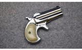 Remington ~ Derringer ~ .41 Rimfire - 1 of 2