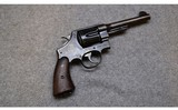 smith & wessonhand ejector brazilian contract.45 acp