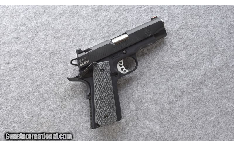 Springfield Armory ~ 1911 Range Officer Elite Compact ~ 9mm