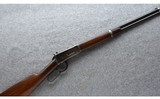 Winchester ~ Model 1894 Saddle Ring Carbine ~ .32 WS