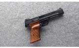 smith & wessonmodel 41.22 lr2 barrel set
