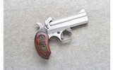 Bond Arms ~ Snake Slayer IV ~ .45 LC/.410 Ga. - .22 Magnum ~ 2 barrels