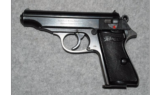 Walther PP Nazi Markings