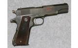 Colt ~ M1911A1 ~ .45 Automatic - 1 of 9