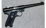 Ruger ~ Mark I Silver Eagle ~ .22 Long Rifle