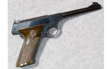 Colt ~ Woodsman 2nd Series ~ .22 Long Rifle