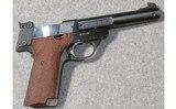 high standard107 series supermatic citation military.22 long rifle